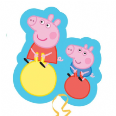 Peppa Pig Super Shape Foil Balloon
